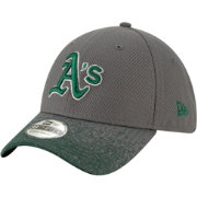 New Era Youth Oakland Athletics 39Thirty Blur Visor Stretch Fit Hat