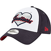 New Era Youth Cleveland Indians 9Twenty Sparkly Fan Adjustable Hat