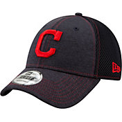 New Era Youth Cleveland Indians 9Forty Team Tread Adjustable Hat