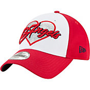 New Era Youth Los Angeles Angels 9Twenty Sparkly Fan Adjustable Hat