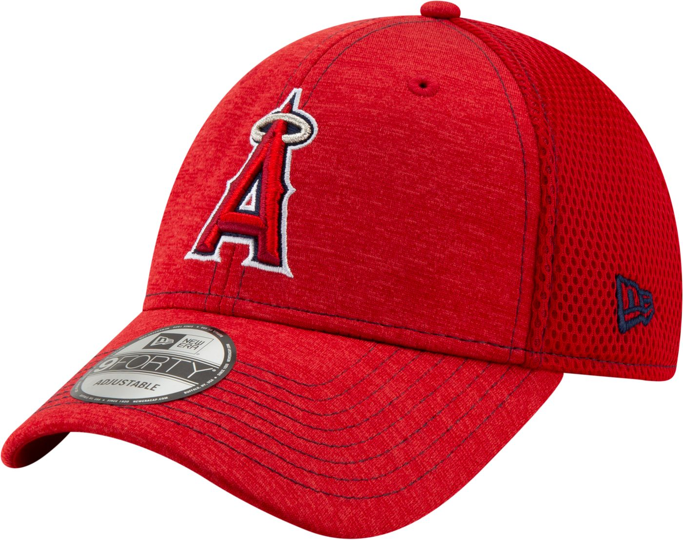 New Era Youth Los Angeles Angels 9Forty Team Tread Adjustable Hat