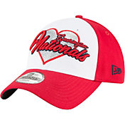 New Era Youth Washington Nationals 9Twenty Sparkly Fan Adjustable Hat