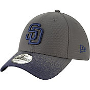 New Era Youth San Diego Padres 39Thirty Blur Visor Stretch Fit Hat