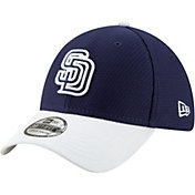 New Era Youth San Diego Padres 39Thirty Pop Shadow Stretch Fit Hat