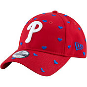 New Era Youth Philadelphia Phillies 9Twenty Lovely Fan Adjustable Hat