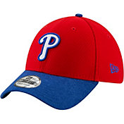 New Era Youth Philadelphia Phillies 39Thirty Pop Shadow Stretch Fit Hat