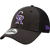 New Era Youth Colorado Rockies 9Forty Team Tread Adjustable Hat