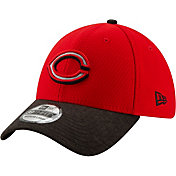 New Era Youth Cincinnati Reds 39Thirty Pop Shadow Stretch Fit Hat