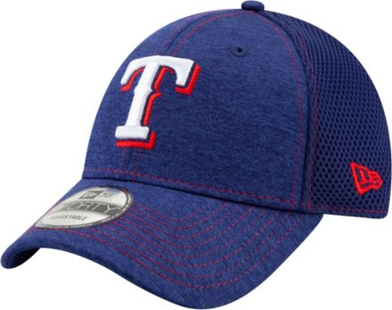 detailed pictures aca4b c3955 New Era Youth Texas Rangers 9Forty Team Tread Adjustable Hat