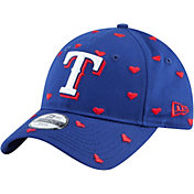 New Era Youth Texas Rangers 9Twenty Lovely Fan Adjustable Hat