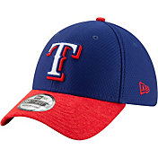 New Era Youth Texas Rangers 39Thirty Pop Shadow Stretch Fit Hat