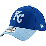 New Era Youth Kansas City Royals 39Thirty Pop Shadow Stretch Fit Hat