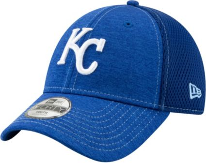 new york ddd07 d3a19 New Era Youth Kansas City Royals 9Forty Team Tread Adjustable Hat.  noImageFound