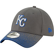 New Era Youth Kansas City Royals 39Thirty Blur Visor Stretch Fit Hat