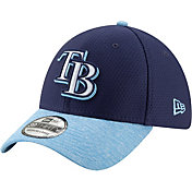New Era Youth Tampa Bay Rays 39Thirty Pop Shadow Stretch Fit Hat