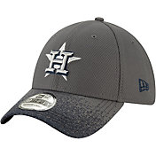 New Era Youth Houston Astros 39Thirty Blur Visor Stretch Fit Hat