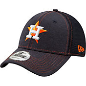 New Era Youth Houston Astros 9Forty Team Tread Adjustable Hat