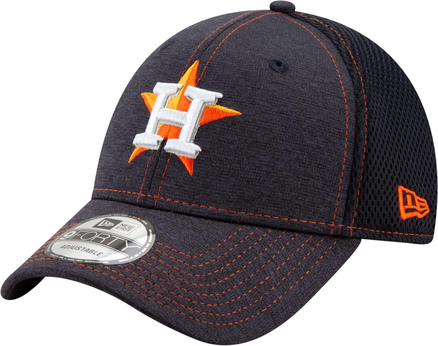 New Era Youth Houston Astros 9Forty Team Tread Adjustable Hat