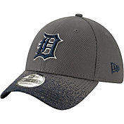 New Era Youth Detroit Tigers 39Thirty Blur Visor Stretch Fit Hat
