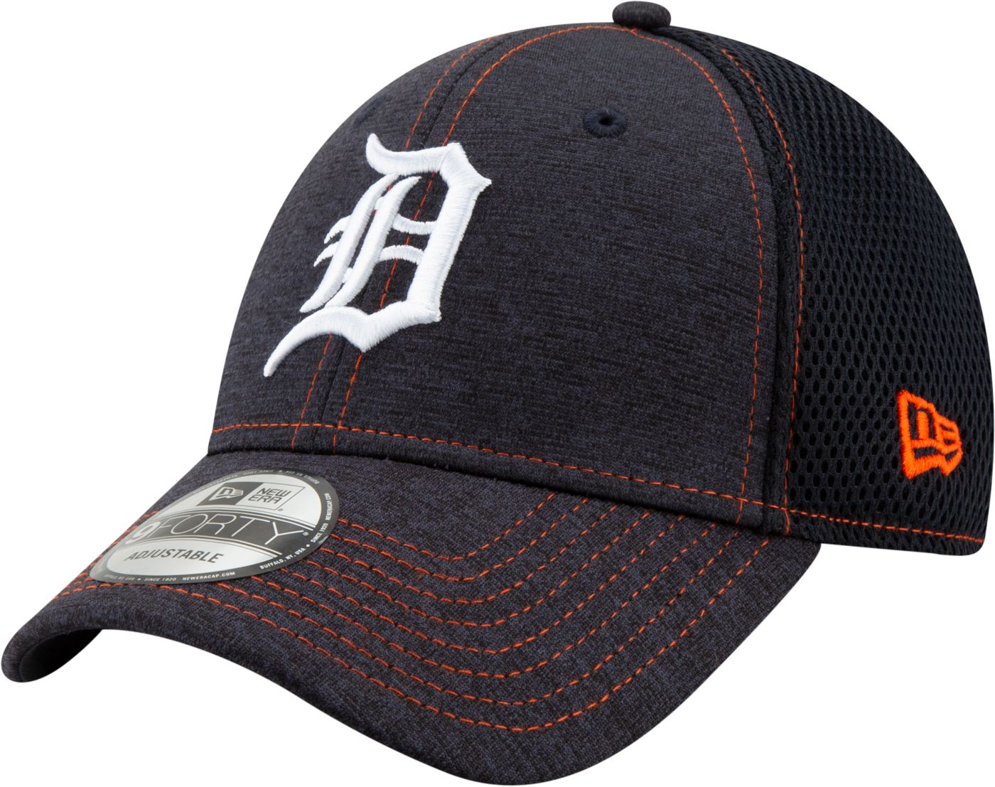 New Era Youth Detroit Tigers 9Forty Team Tread Adjustable Hat