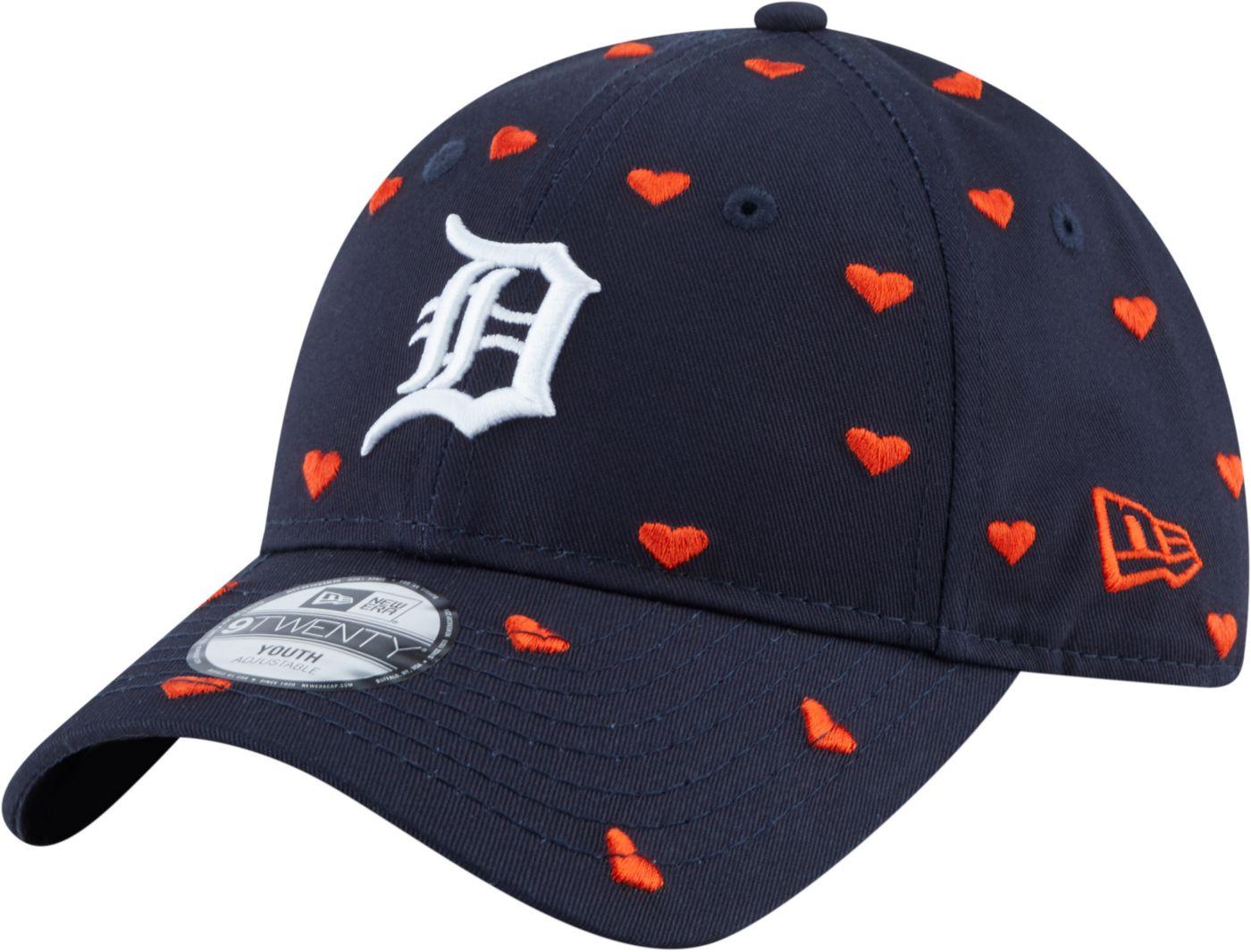 New Era Youth Detroit Tigers 9Twenty Lovely Fan Adjustable Hat