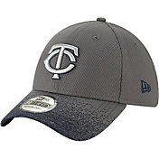 New Era Youth Minnesota Twins 39Thirty Blur Visor Stretch Fit Hat