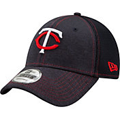 New Era Youth Minnesota Twins 9Forty Team Tread Adjustable Hat