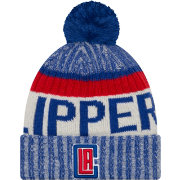 New Era Youth Los Angeles Clippers Knit Hat