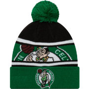 New Era Youth Boston Celtics Callout Knit Hat