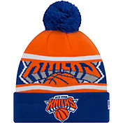 New Era Youth New York Knicks Callout Knit Hat