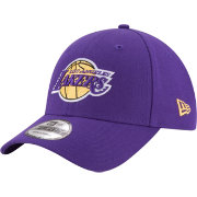New Era Youth Los Angeles Lakers 9Forty Adjustable Hat