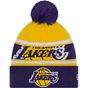 New Era Youth Los Angeles Lakers Callout Knit Hat