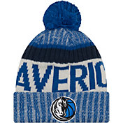 New Era Youth Dallas Mavericks Knit Hat