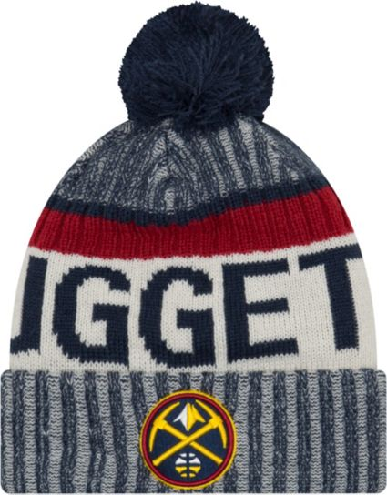 7b50fb13428 New Era Youth Denver Nuggets Knit Hat. noImageFound