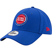 New Era Youth Detroit Pistons 9Forty Adjustable Hat