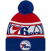 New Era Youth Philadelphia 76ers Callout Knit Hat