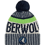 New Era Youth Minnesota Timberwolves Knit Hat