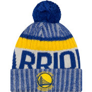 New Era Youth Golden State Warriors Knit Hat