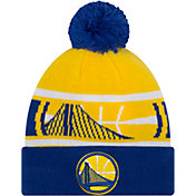 New Era Youth Golden State Warriors Callout Knit Hat