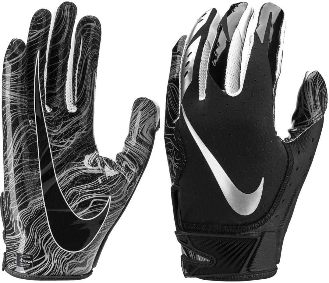 detailed look 6106c 74ea4 Nike Adult Vapor Jet 5.0 Receiver Gloves