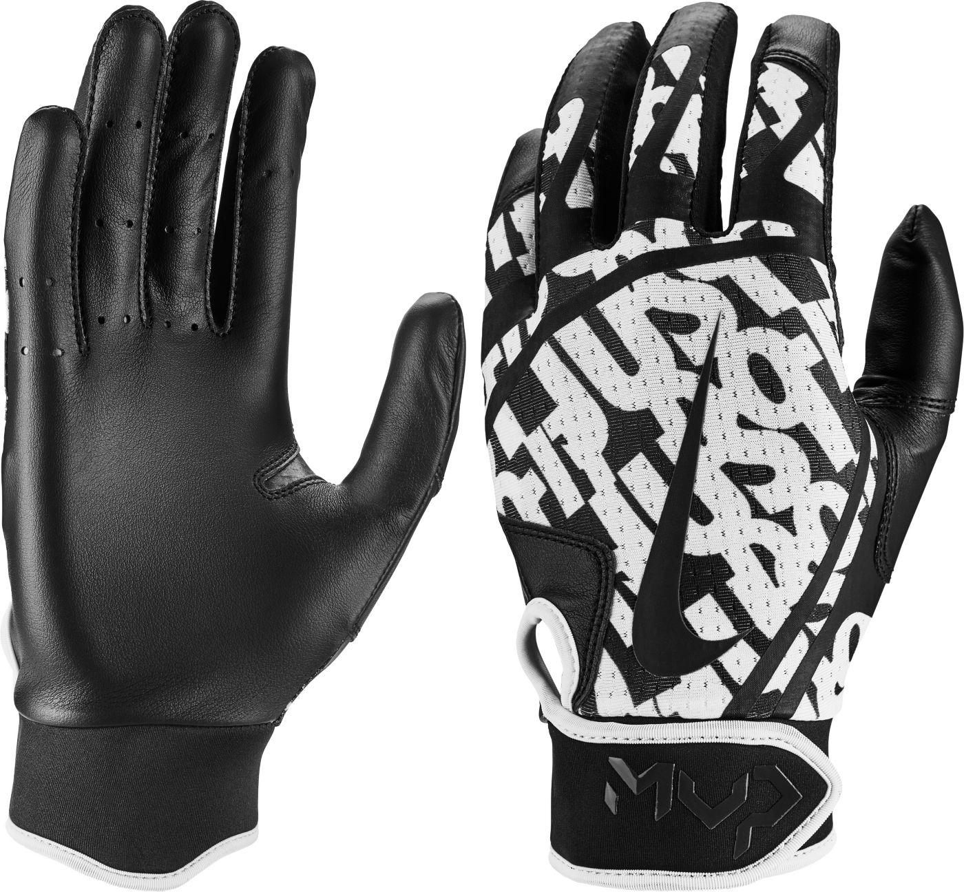 Nike Women's Hyperdiamond Edge ''Just Do It'' Batting Gloves