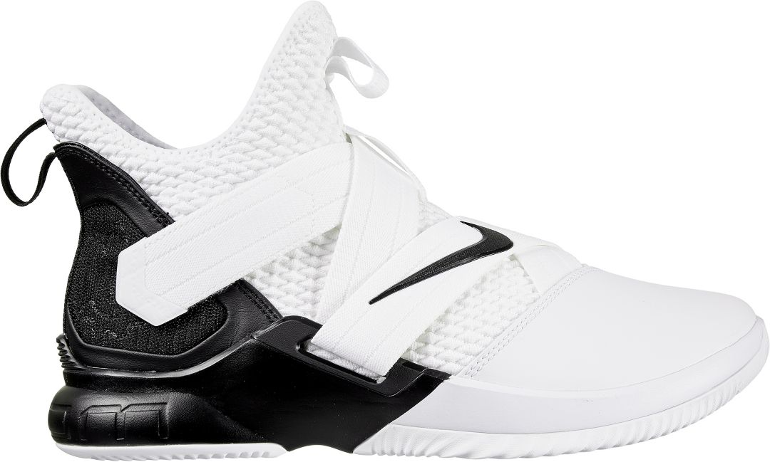 low priced 2f6b8 92c00 Nike Zoom LeBron Soldier 12 Basketball Shoes