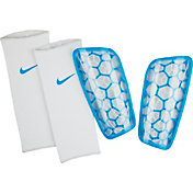Nike Adult Mercurial FlyLite Grid Soccer Shin Guards