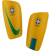 Nike Adult Brazil Mercurial Lite Soccer Shin Guards