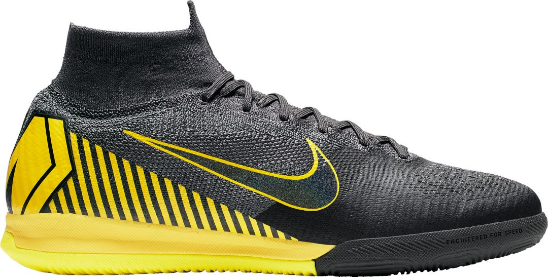 brand new 20a73 6ec09 Nike Mercurial SuperflyX 6 Elite Indoor Soccer Shoes