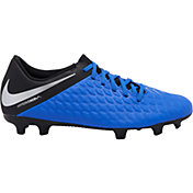 Product Image · Nike Hypervenom Phantom 3 Club FG Soccer Cleats. Blue Silver a98f8663581