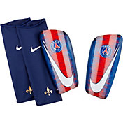 Nike Adult Paris Saint-Germain Mercurial Lite Soccer Shin Guards