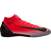 release date e8f04 60a06 Product Image · Nike MercurialX Superfly 6 Academy CR7 Indoor Soccer Shoes