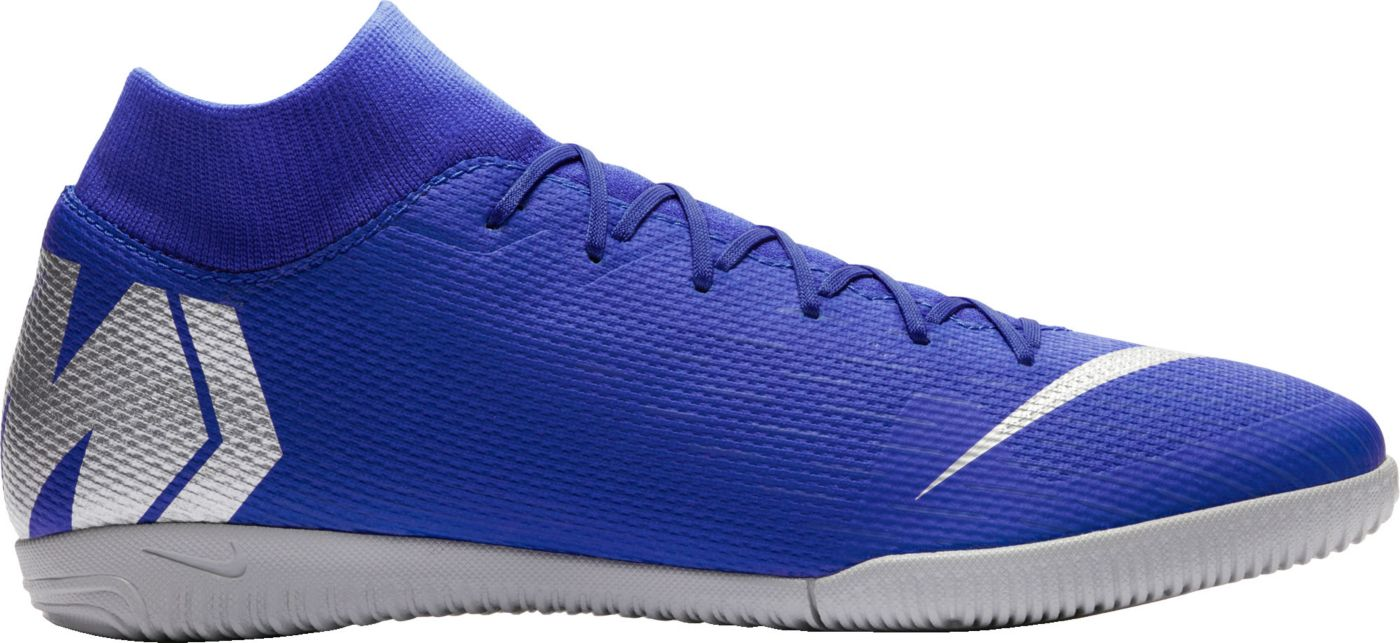 Nike MercurialX Superfly 6 Academy Indoor Soccer Shoes