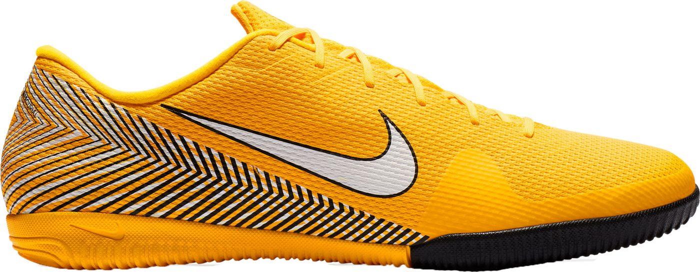 Nike MercurialX Vapor 12 Academy Neymar Jr. Indoor Soccer Shoes
